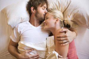 Những biểu hiện khi quan hệ của đàn ông với phụ nữ họ yêu.